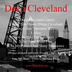 Deep Cleveland song list page